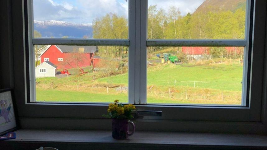 Norvegijos kaime gyvenanti pasaulyje garsi vaikų rašytoja: aš rašau apie savo kasdienybę