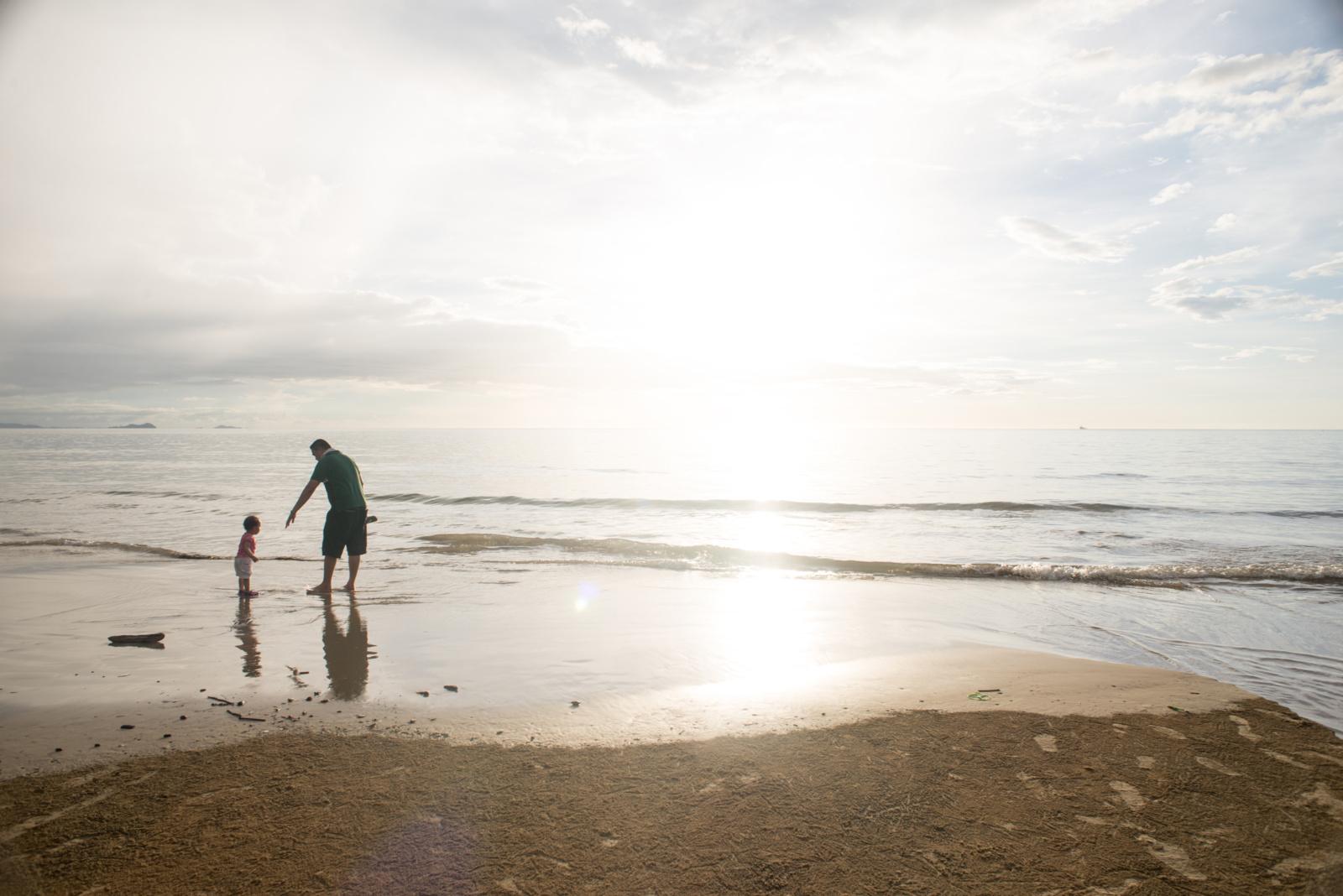Artūras Visockas sveikina tėčius: jūs – vaikų sektinas pavyzdys