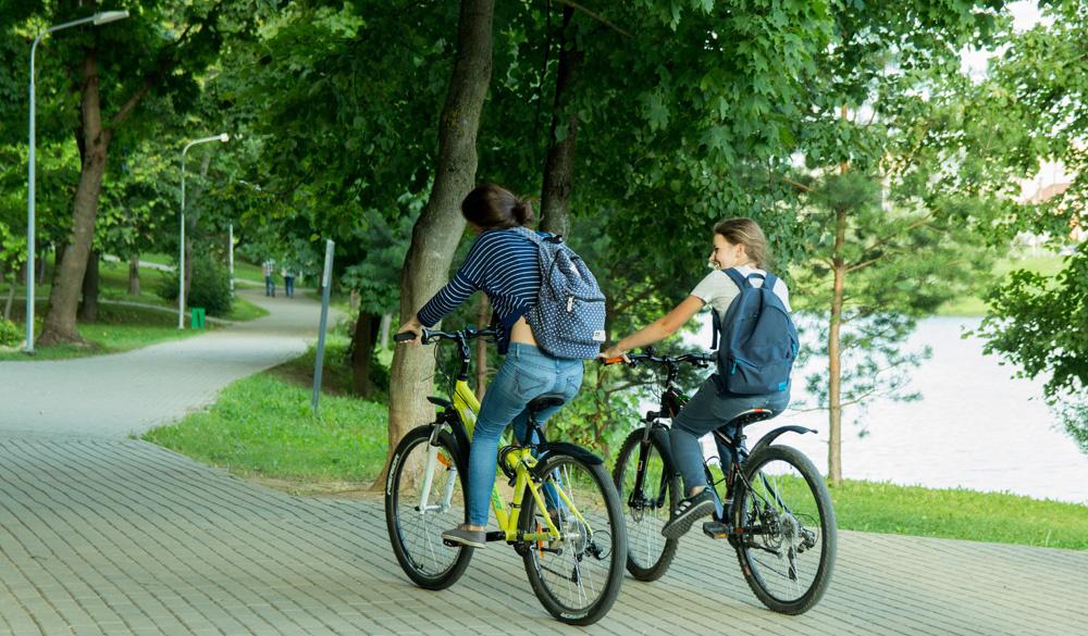 Nuo dviračių tako iki kelionės kelkraščiu: kokių taisyklių privalo laikytis dviratininkai?