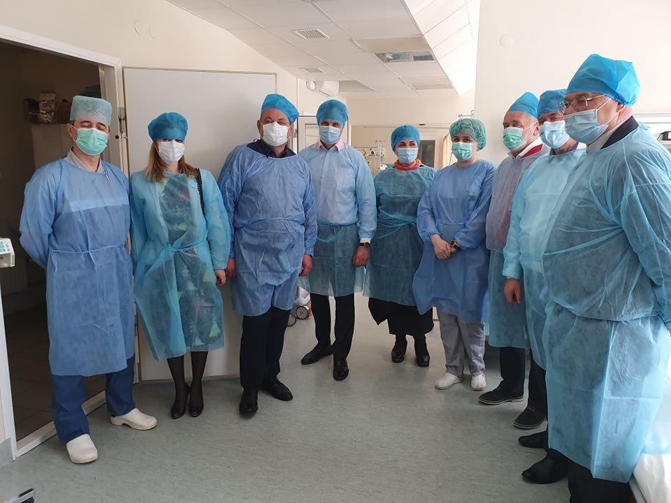 Elektrėnų ligoninėje pradėta naudoti nauja medicininė įranga
