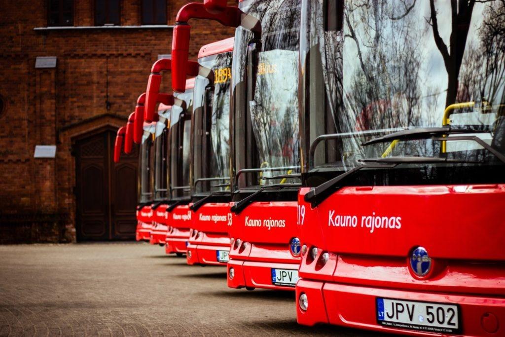 Atnaujinami autobusų maršrutai tarp Kauno ir Birštono