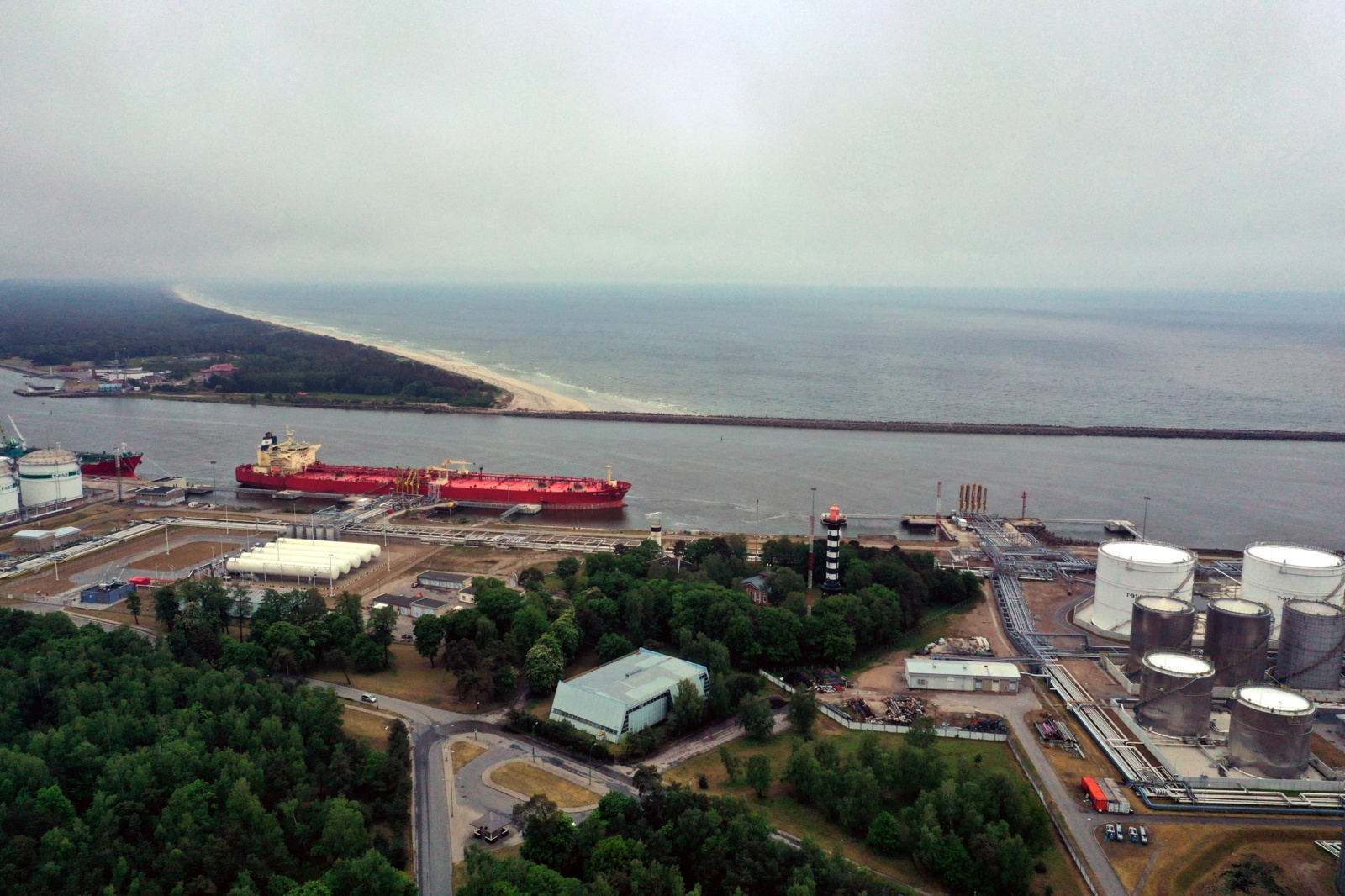 """""""Klaipėdos nafta"""" sutelkė dėmesį į veiklos efektyvumą"""