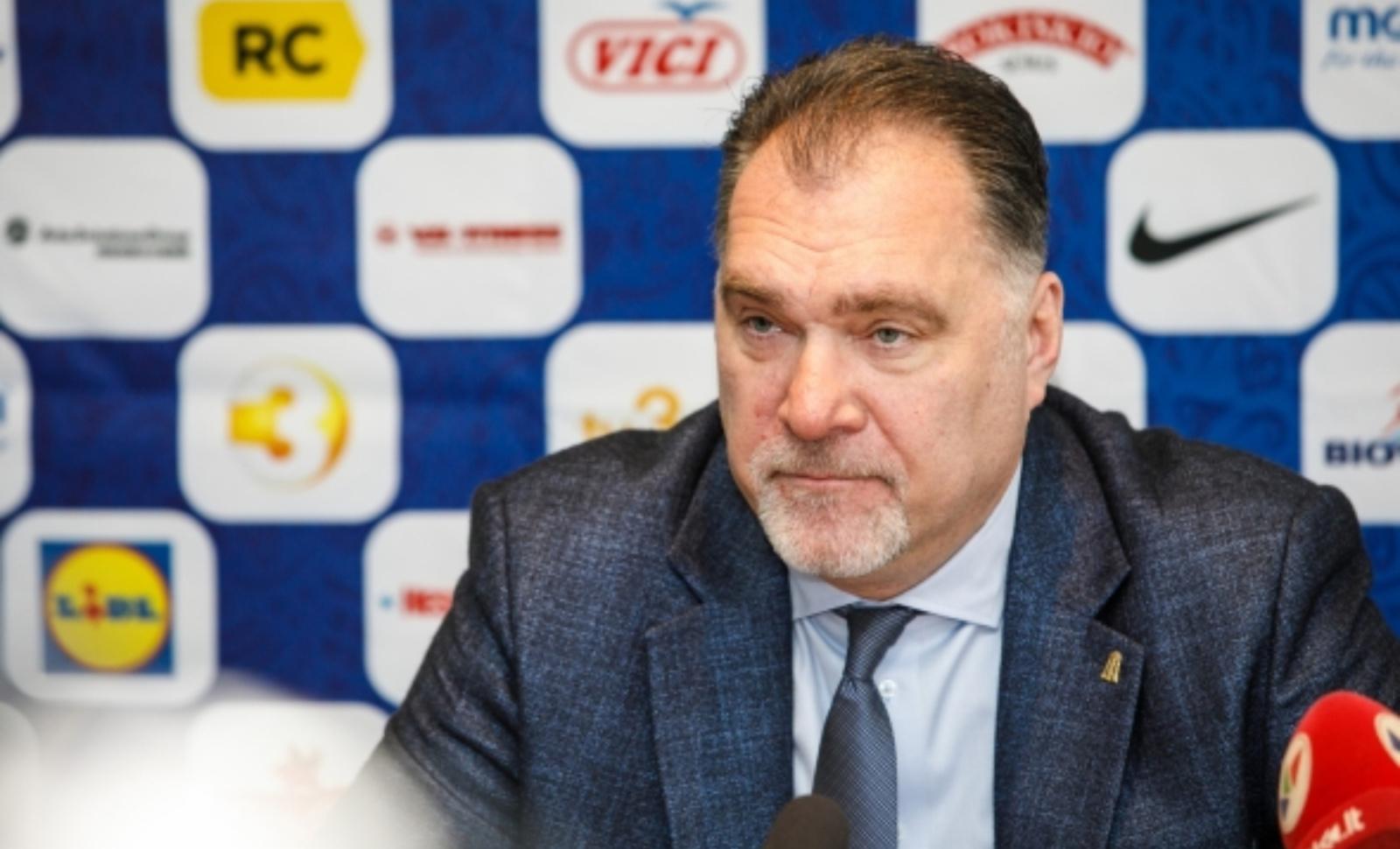 A. Sabonis dar metus vadovaus Lietuvos krepšinio federacijai
