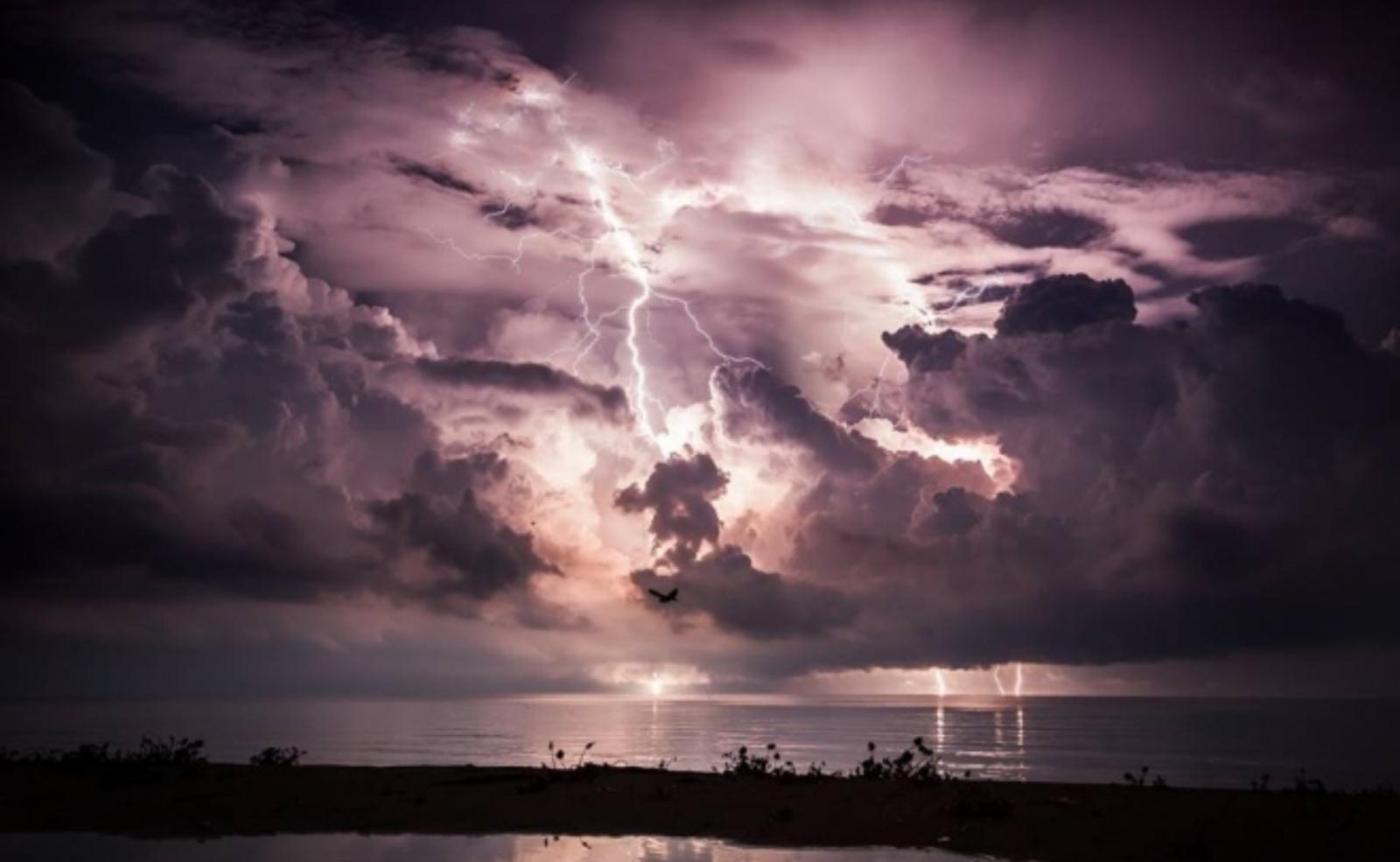 Ko gero, įspūdingiausia vieta Žemėje: žaibavimas čia muša visus rekordus
