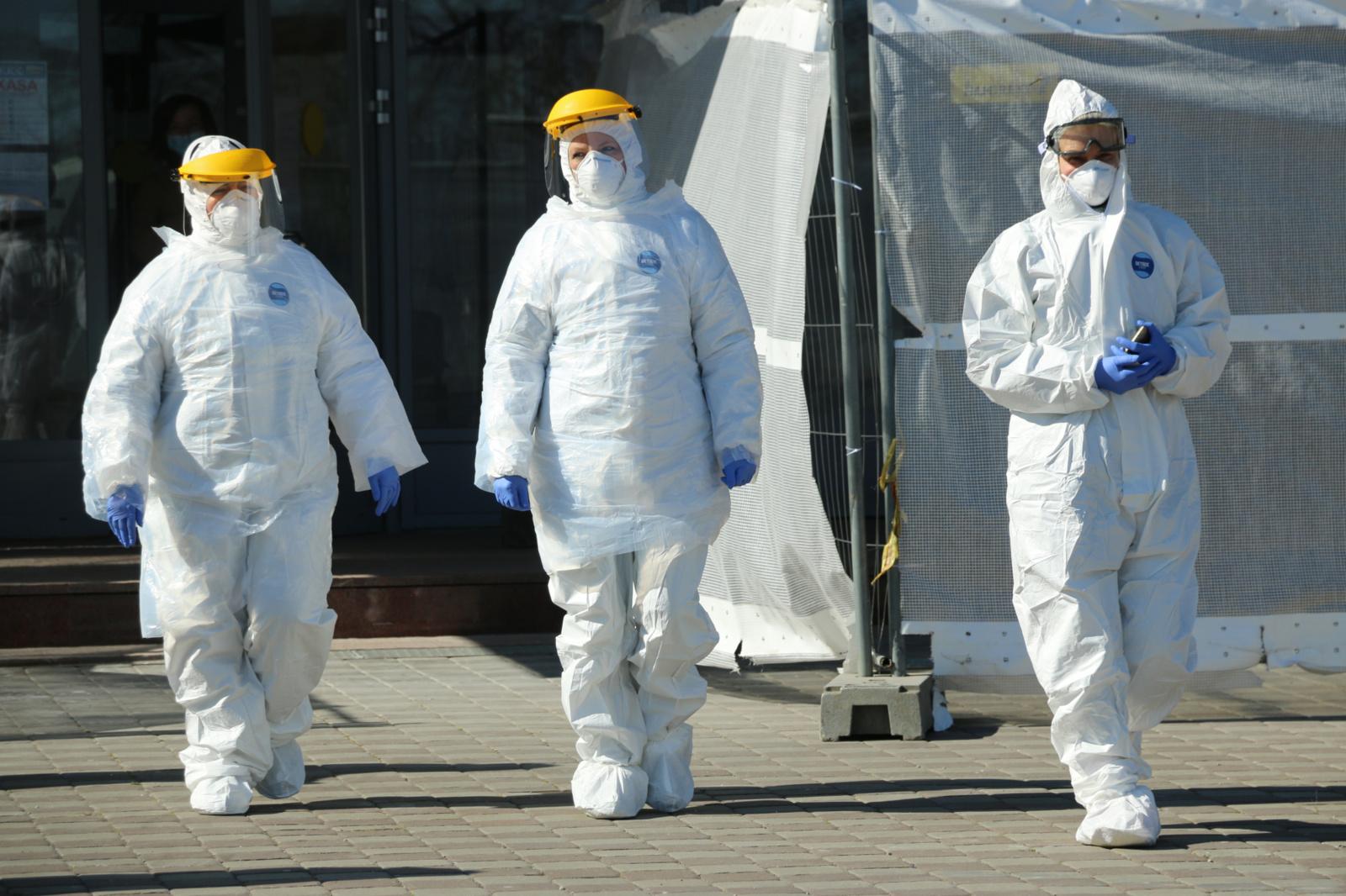 Intensyvesnis testavimas dėl koronaviruso – tik Vilniaus ir Radviliškio rajonuose