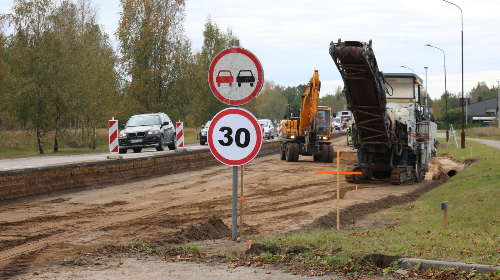 Valstybinės reikšmės keliams – dar 7 mln. eurų