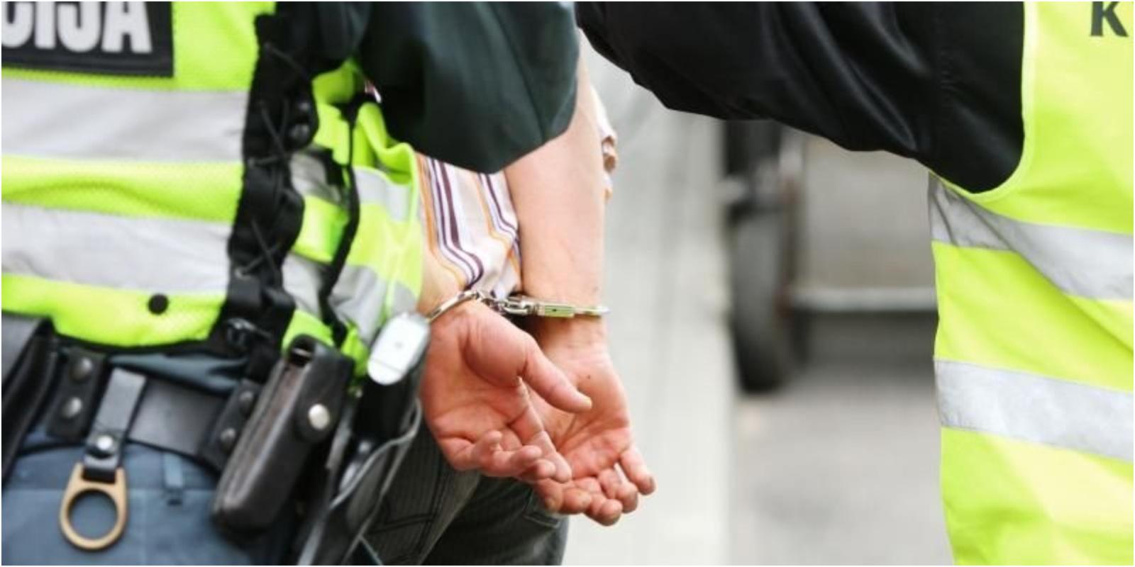 Nors mažėja registruotų nusikaltimų, lieka neaišku, apie kokią dalį jų nėra pranešama