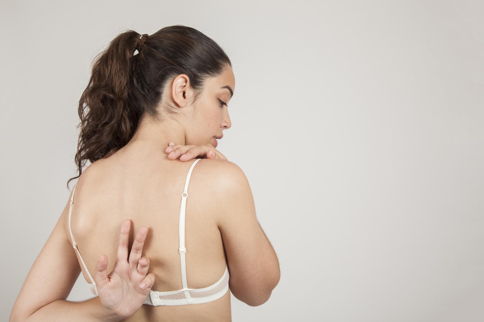 Moters sveikata priklauso ir nuo liemenėlės