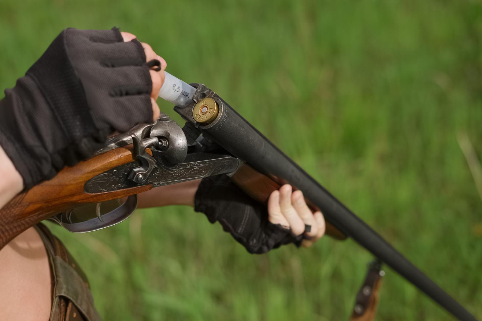 Policija Lazdijų rajone konfiskavo nelegaliai laikomą ginklą