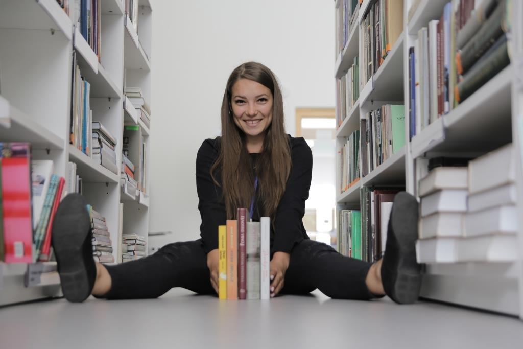 """Bibliotekininkė Vaida iš Marijampolės: """"Mokymų sėkmė priklauso ir nuo mokančiojo pastangų, ir nuo besimokančiojo noro tobulėti"""""""