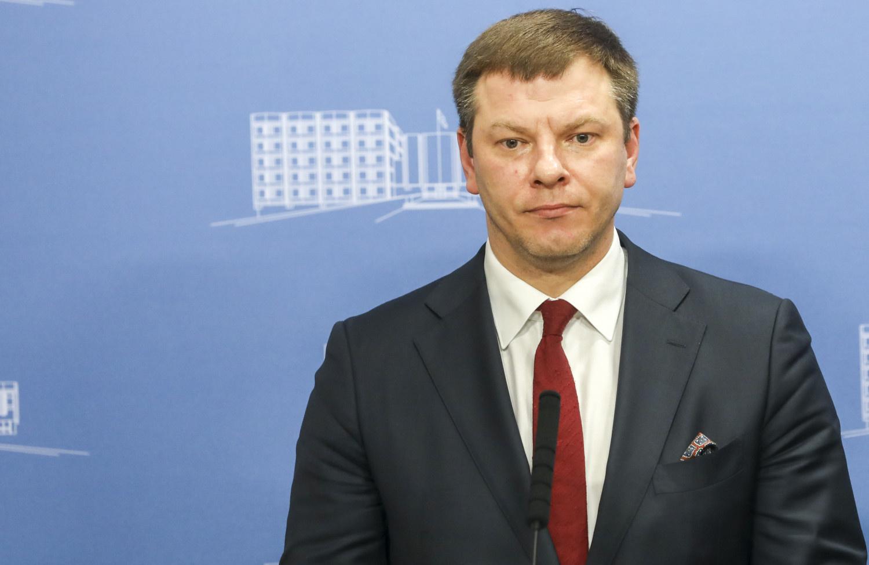 V. Šapoka: apmaudu, kad taip ilgai Ekonomikos ir inovacijų ministerija buvo politinės kovos laukas
