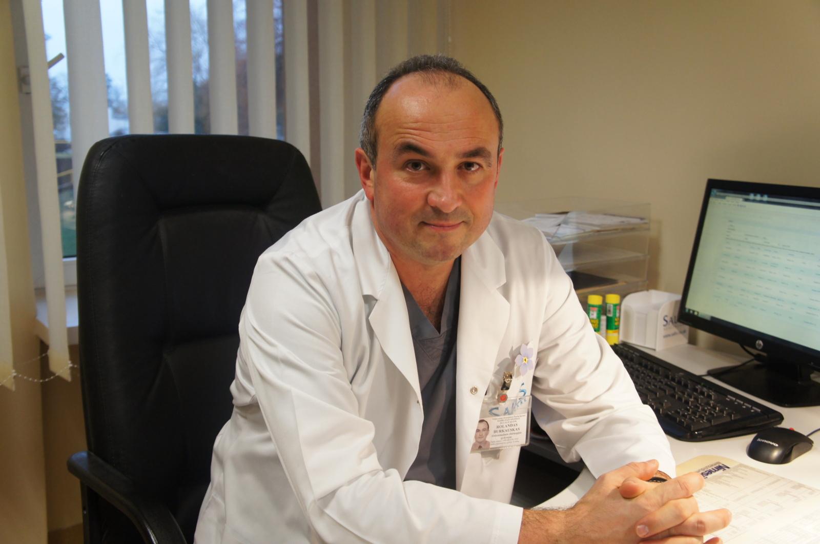 Respublikinėje Šiaulių ligoninėje atnaujintos planinės operacijos