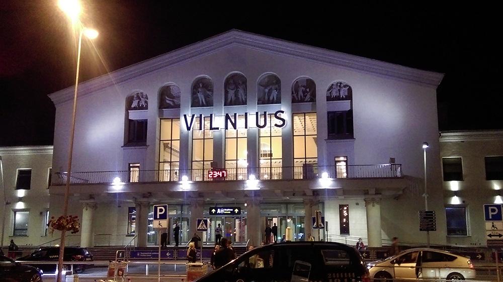 Iš Vilniaus oro uosto pabėgo Interpolo ieškomas vyras