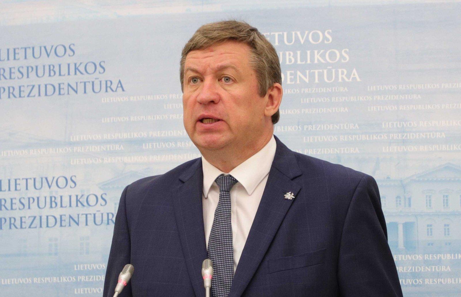 R. Karoblis tikina, kad JAV kariai toliau bus Lietuvoje: nuo pirmadienio atvyksta ir 200 Prancūzijos karių