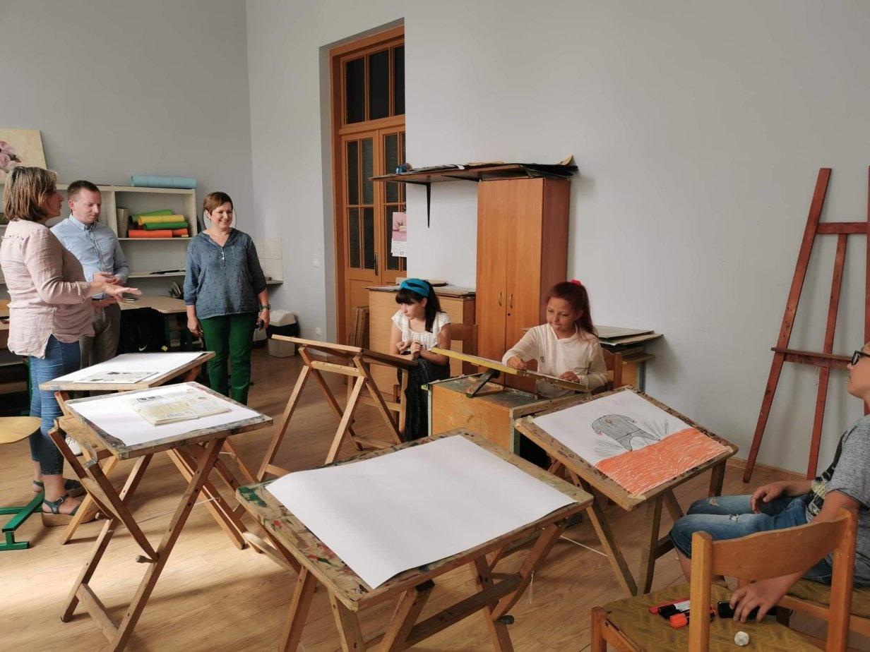 Marijampolėje į veiklas įsitraukti kviečia gausus vasaros užimtumo programų pasirinkimas