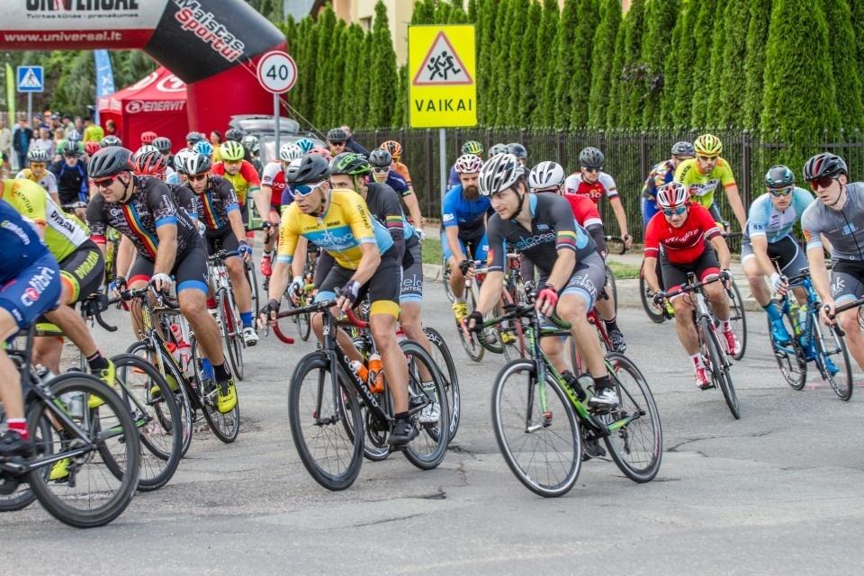 Kaišiadorių dviračių turas: vyks plento dviračių lenktynės