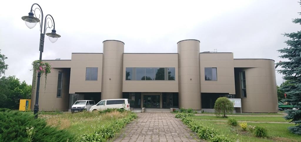 Nemenčinės daugiafunkcinis kultūros centras duris atvers atsinaujinęs ir modernus