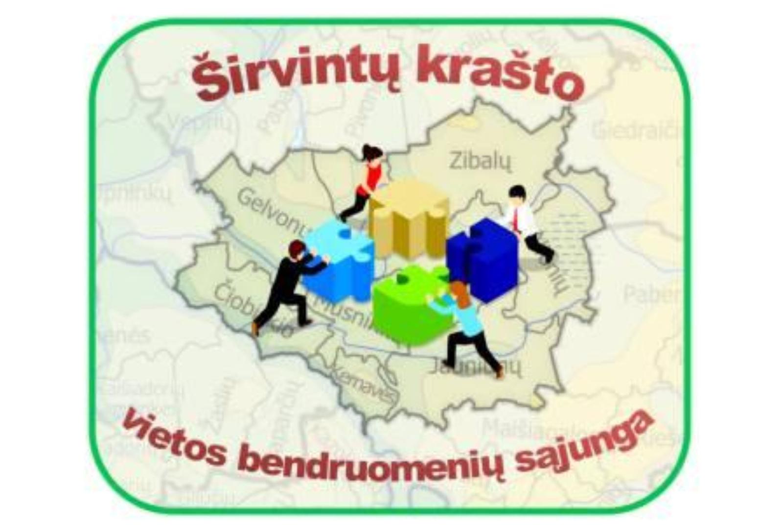"""Širvintose jau veikia """"Širvintų krašto vietos bendruomenių sąjunga"""""""