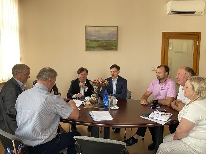 Pasirašyta bendradarbiavimo sutartis su Budrių valsčiumi