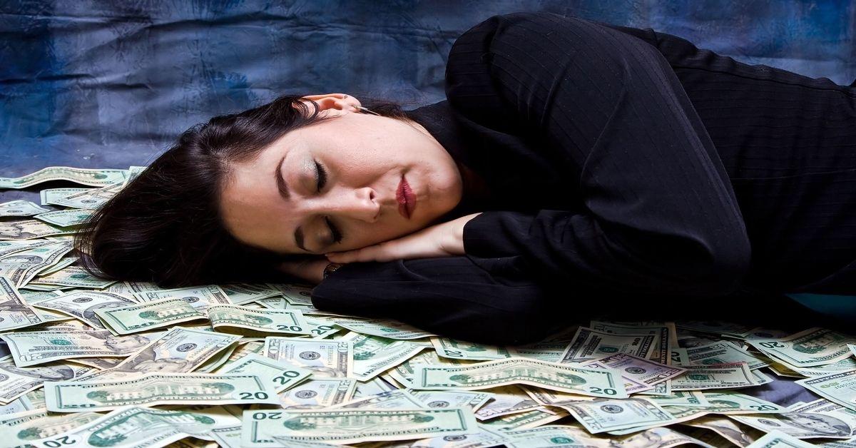 5 sapnai, kurie pranašauja milžiniškus turtus ir finansinę sėkmę