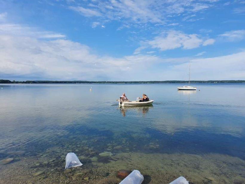Įžuvinti didieji Dzūkijos ežerai: Į Dusios ir Metelio ežerus išleista šimtai tūkstančių žuvų jauniklių