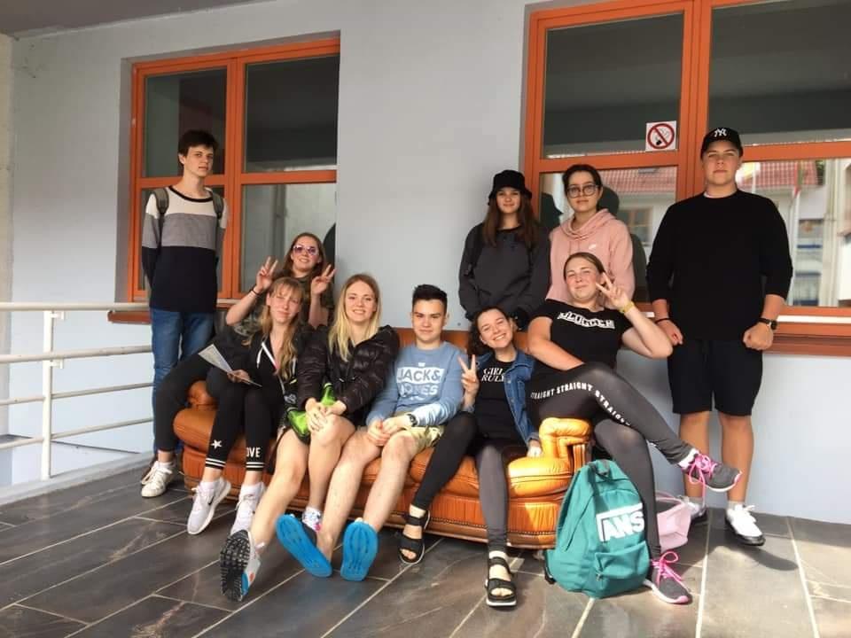 Fotoreportažas: Šiaulių mokyklų deimantai atostogauja kartu (II diena)