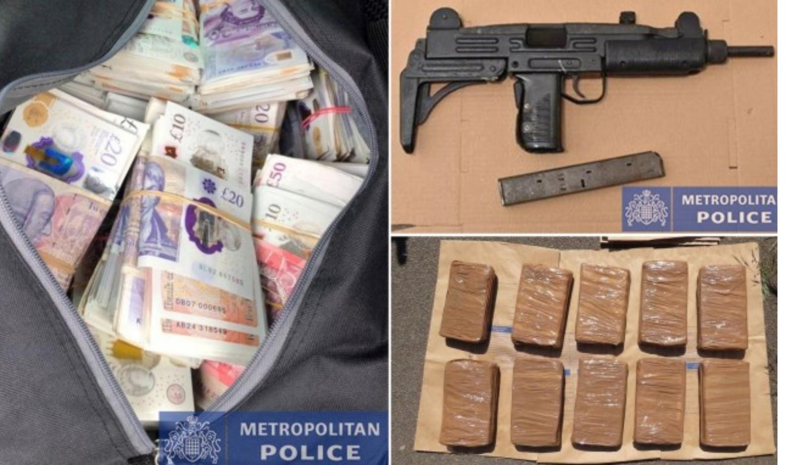 Sulaikytoje kokainu ir ginklais prekiavusioje gaujoje – lietuvis