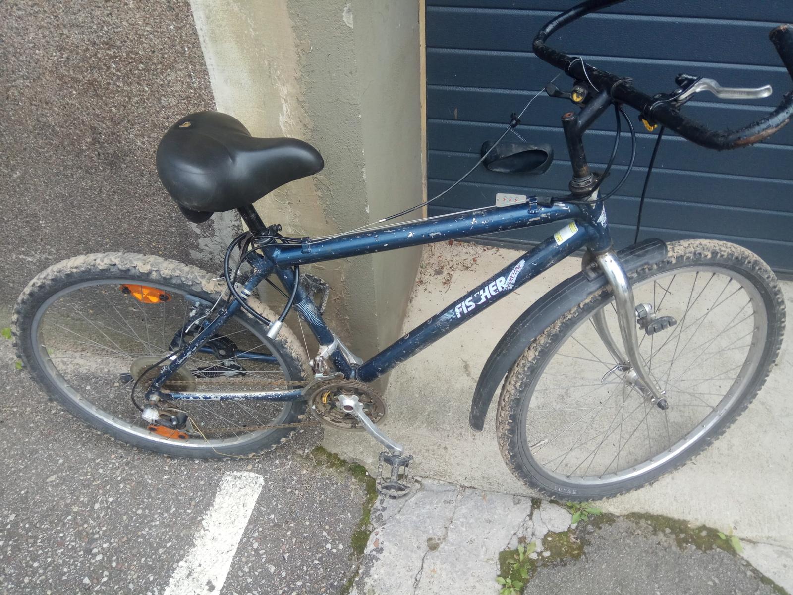 Raseinių rajono pareigūnai ieško dviračio savininko