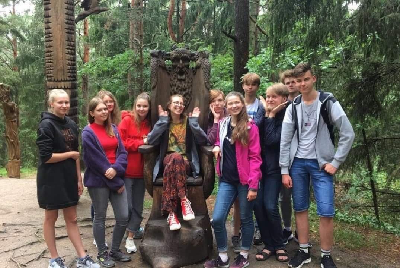 FOTOreportažas: Šiaulių mokyklų deimantai atostogauja kartu (V diena)