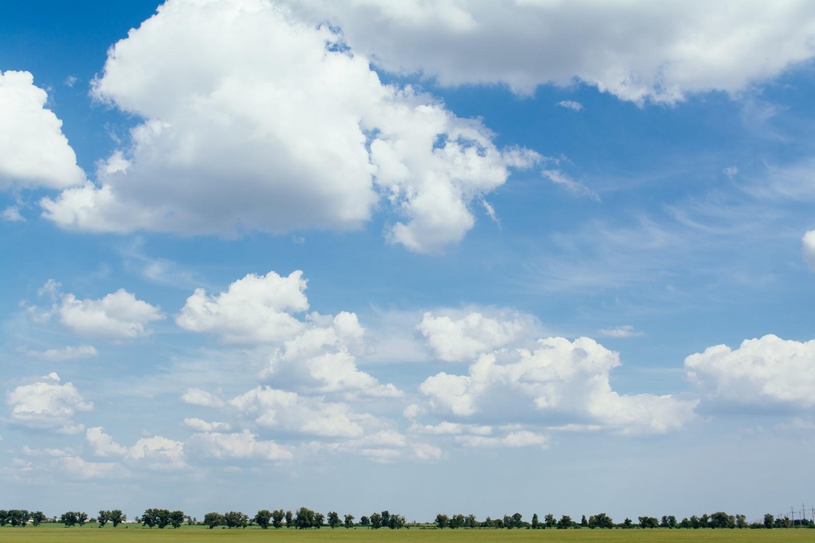 Orai: į Lietuvą atkeliauja šiluma