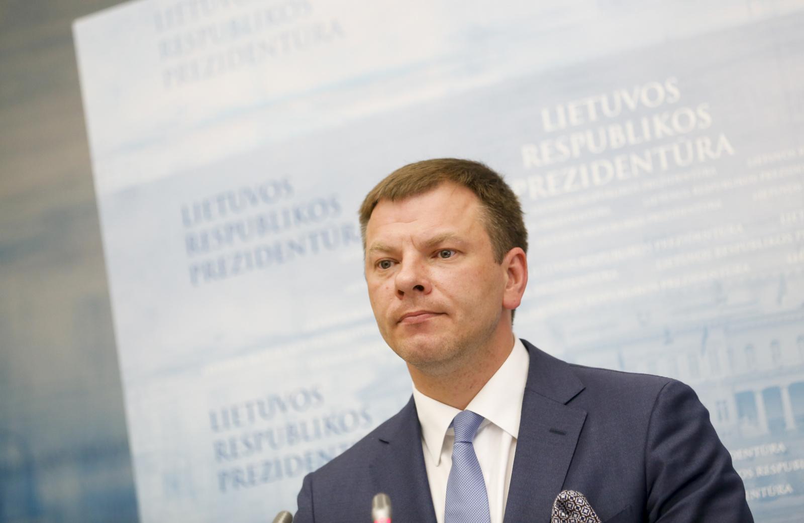 V. Šapoka, jei padaugėtų užsikrėtusiųjų: nemanau, kad būtų tinkamas kelias vėl uždaryti ekonomiką