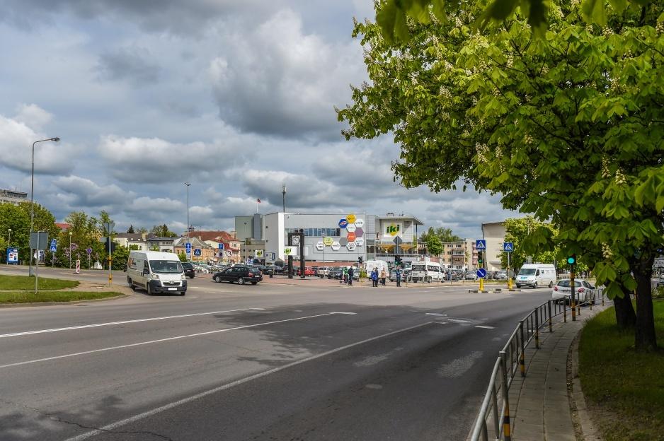 Panevėžio mieste daugės modernių šviesoforų