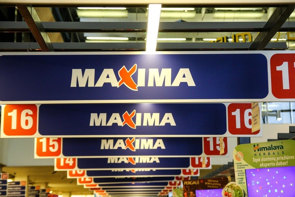 "Su sergančiu kolega kontaktavusiam ""Maximos"" sandėlio darbuotojui diagnozuotas COVID-19"
