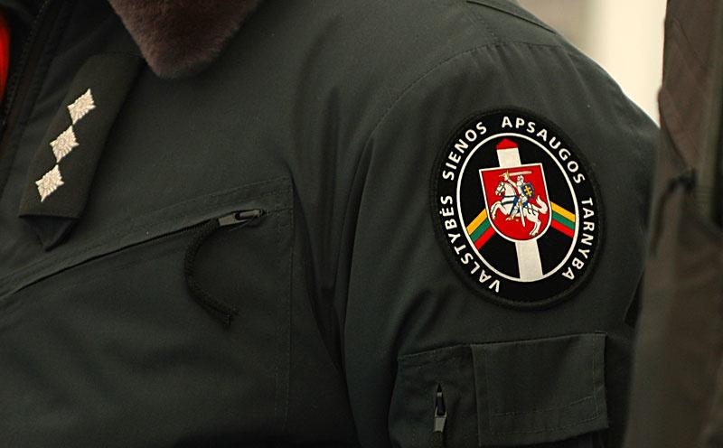 Po migrantų sulaikymo aštuoni pasieniečiai turi saviizoliuotis