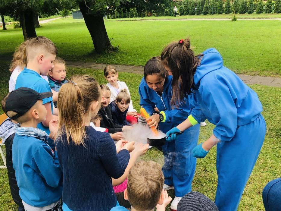 Kokybiškas vasaros laisvalaikio užimtumas Kauno rajono vaikams