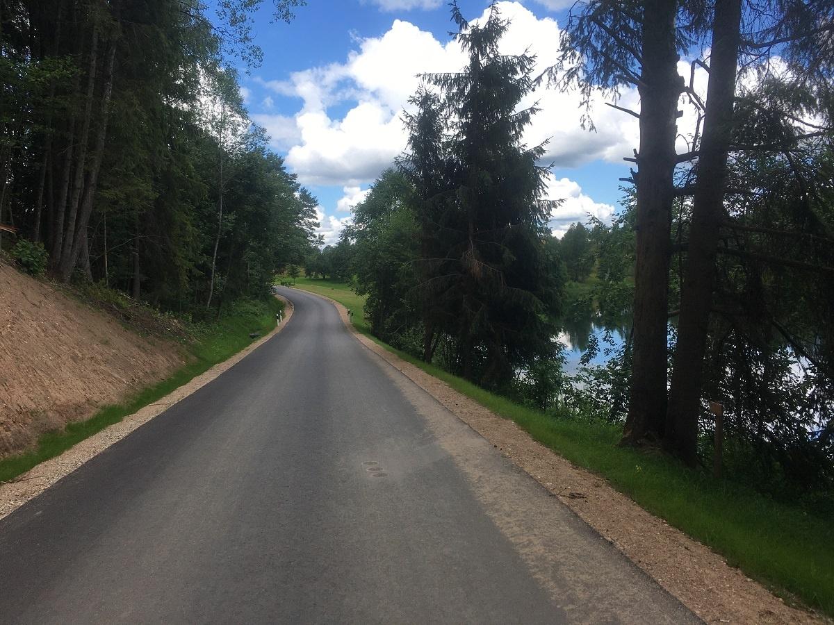 Ignalinos rajone tvarkomi keliai