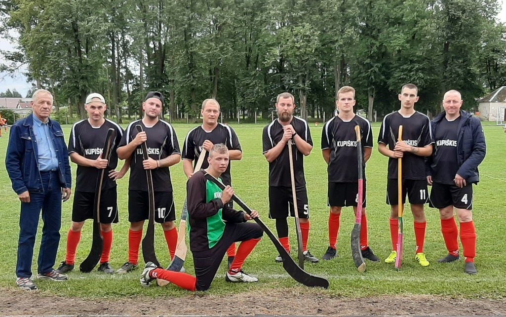 Sėkmingi kupiškėnų startai Lietuviško ritinio čempionate