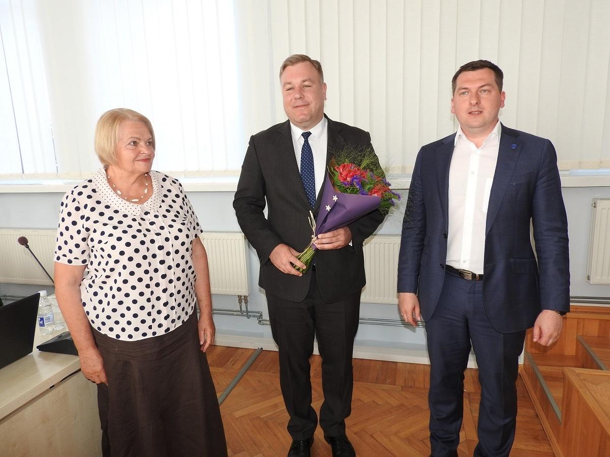 Ignalinos rajono savivaldybės posėdyje priimtas 21 sprendimas
