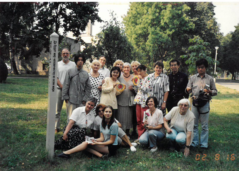 Taikos stulpui Birštone – 20 metų