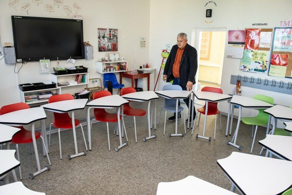 Tikslus pedagogų trūkumas Panevėžyje paaiškės prieš pat mokslo metų pradžią