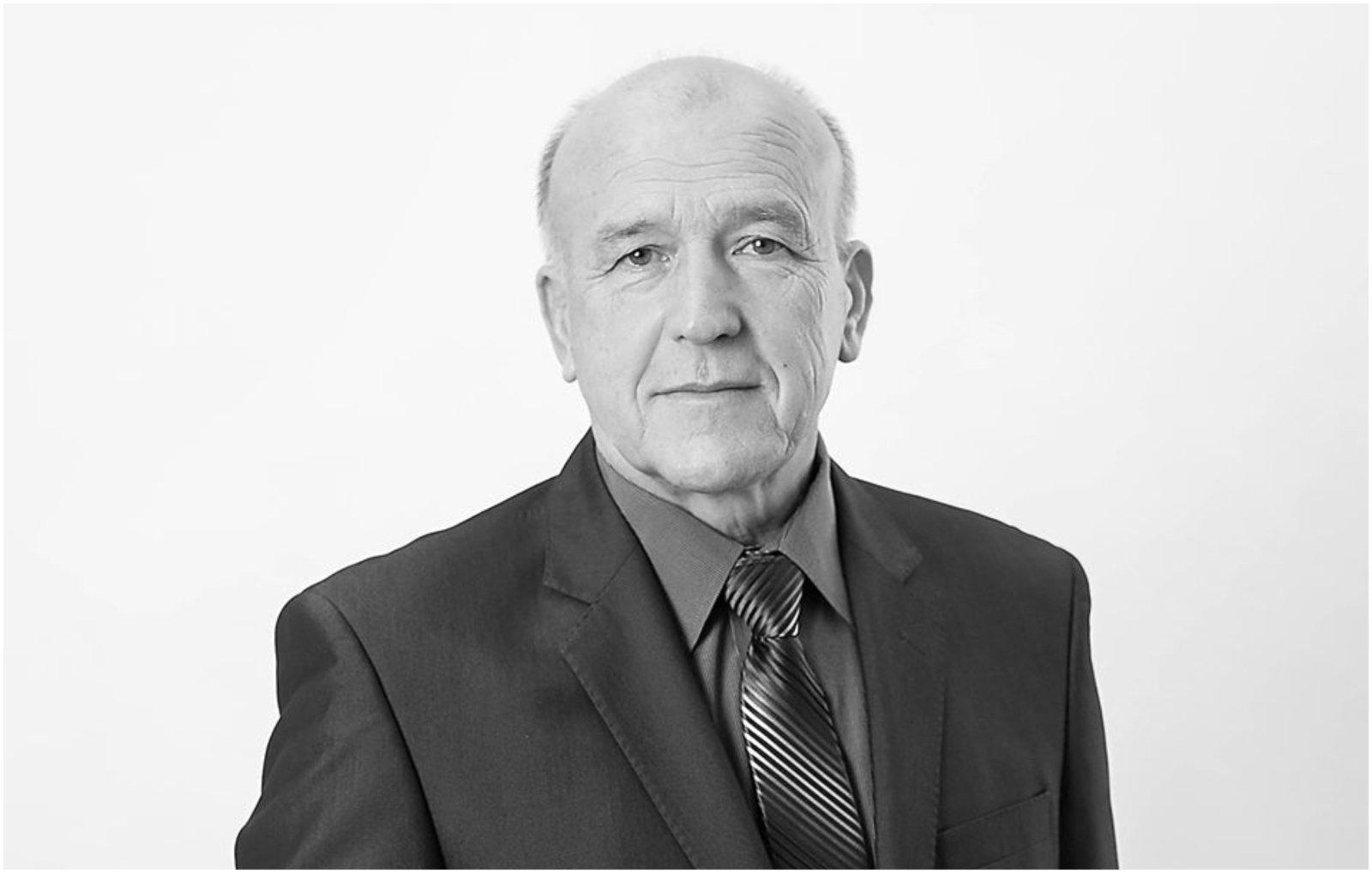 Mirė Pakruojo rajono tarybos narys Romualdas Staišiūnas