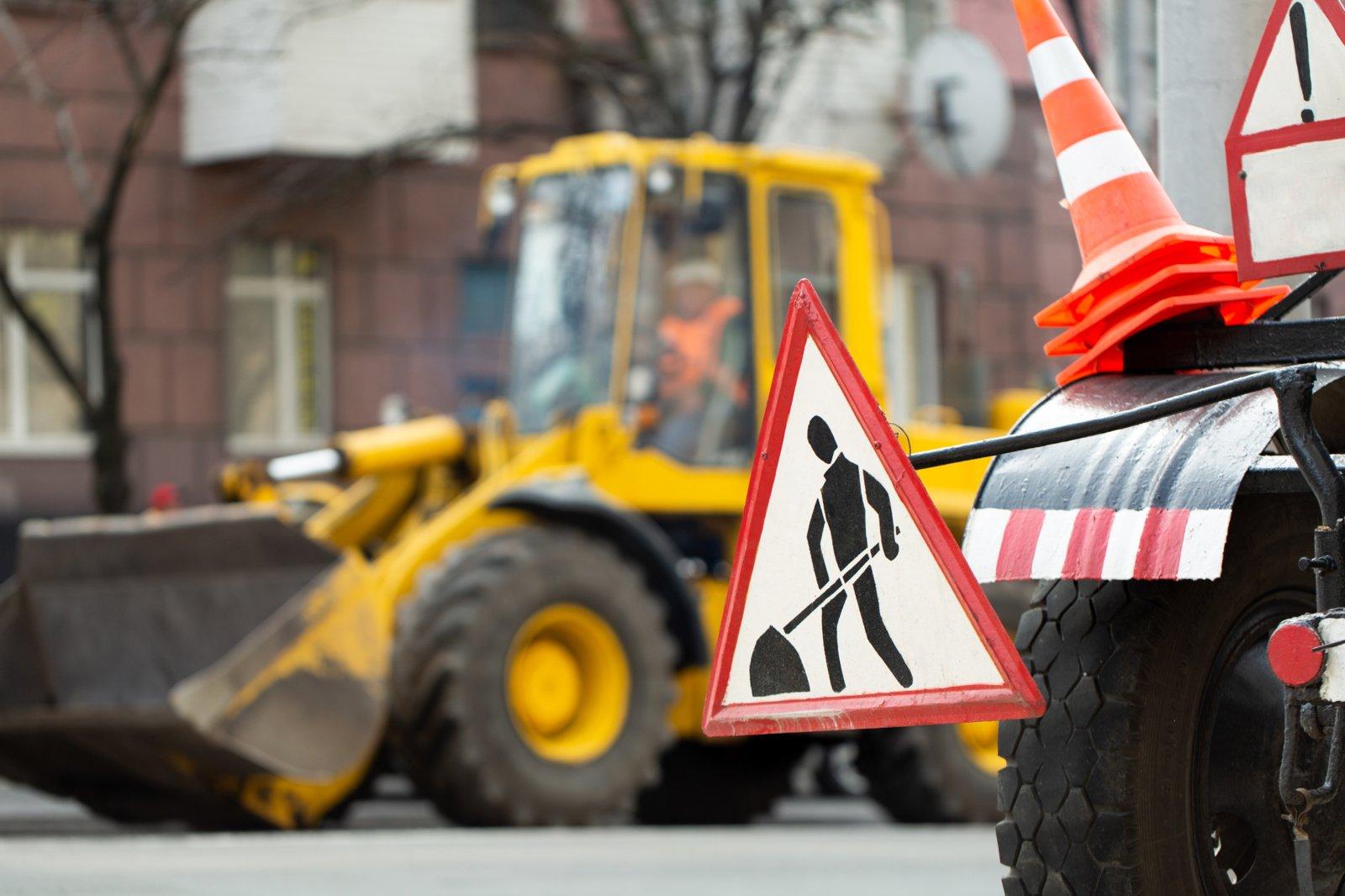 Pateiktas prašymas papildomai finansuoti Pakruojo Vilniaus ir Linkuvos J. Paukštelio gatvių tvarkymą
