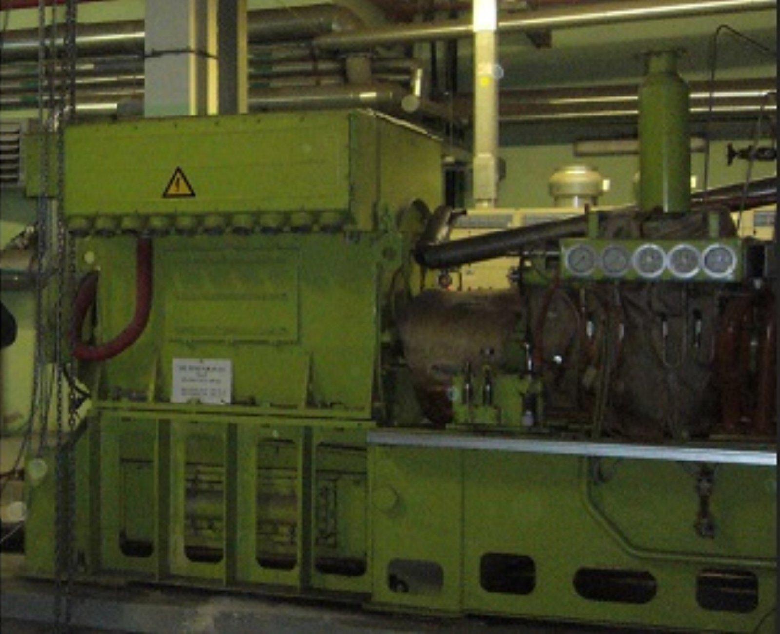 """AB """"Šiaulių enegija"""" elektroniniame aukcione parduoda  metalo laužą (turbogeneratorius, pašildytuvus ir degiklius)"""