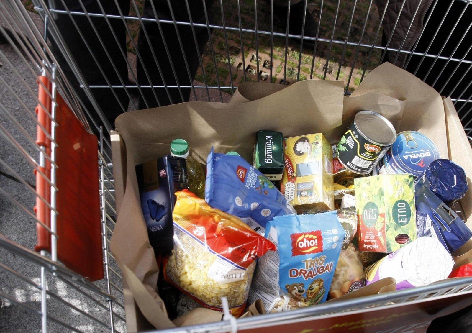 Pranešama, kada Šakių rajono gyventojus pasieks parama maisto produktais