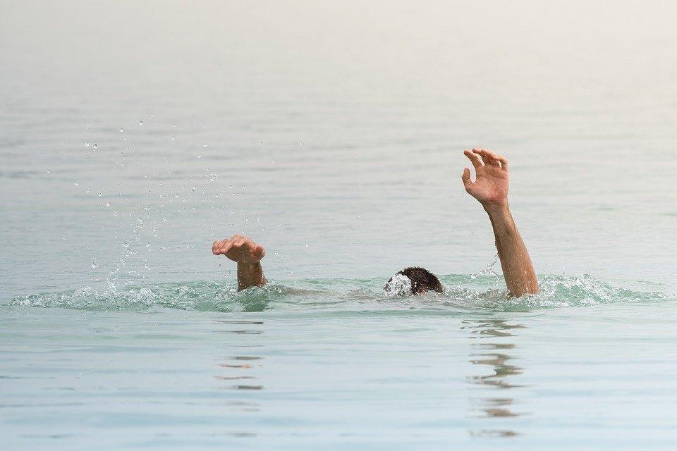 Juodkrantėje nuskendo žmogus