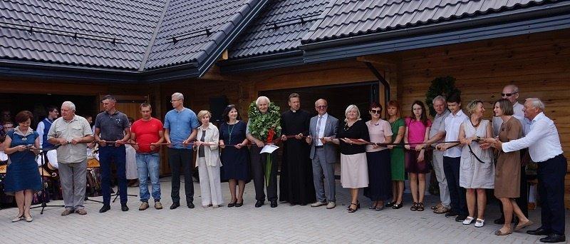 Klebono Kazimiero Skučo Rimorystės muziejaus atidarymo iškilmės