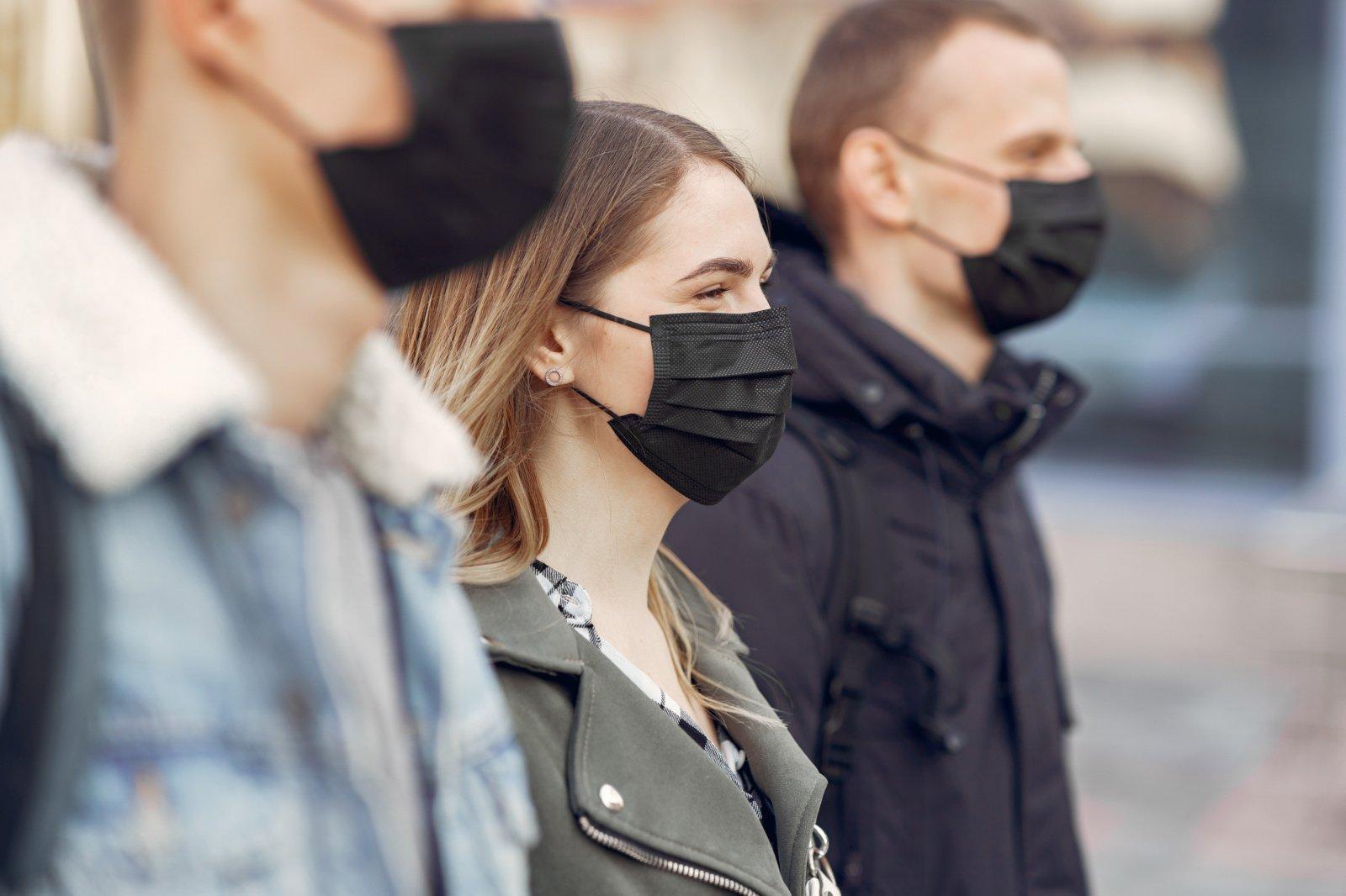 Koronavirusas Lietuvoje plinta per kontaktus su užsikrėtusiuoju