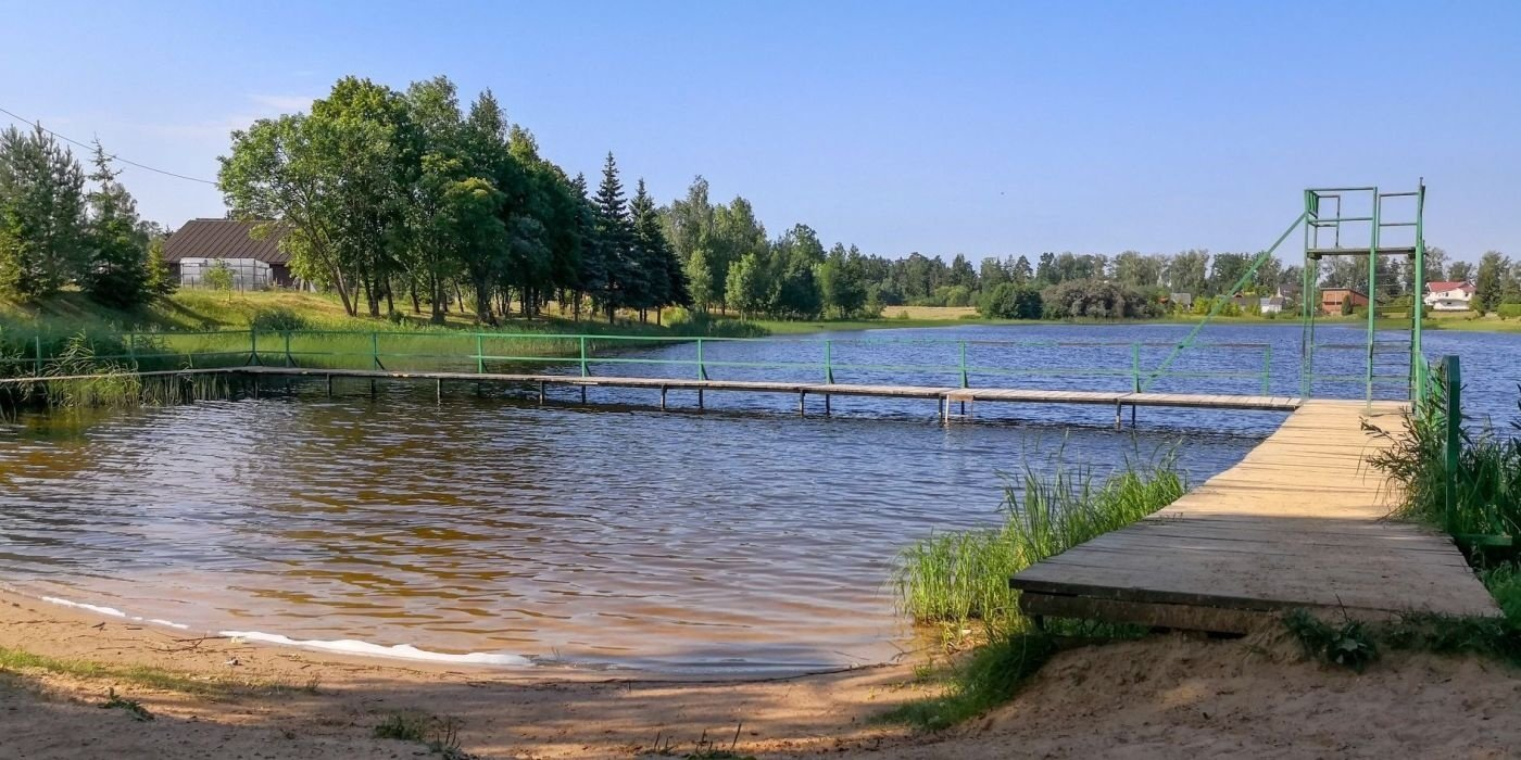 Ašarėnos tvenkinio vanduo – švarus