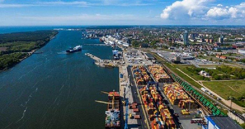 Pandemija uosto investicijų nesustabdė