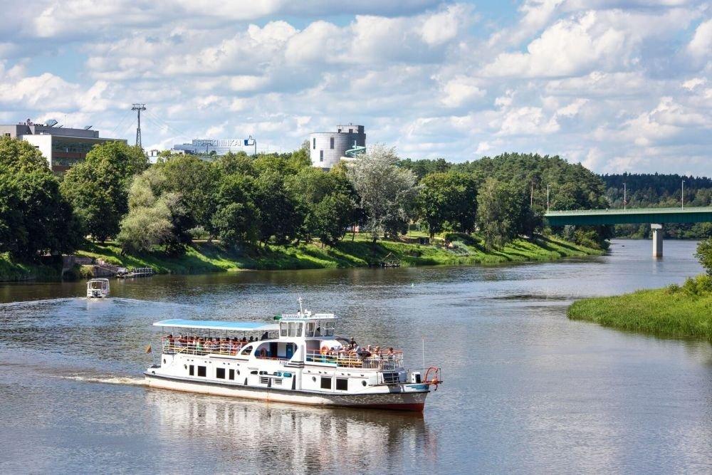Nauji laivybos vėjai Druskininkuose